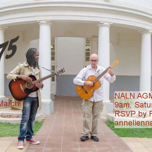 NALN AGM 12 March