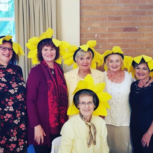 Mad Hatting For Sunflower House